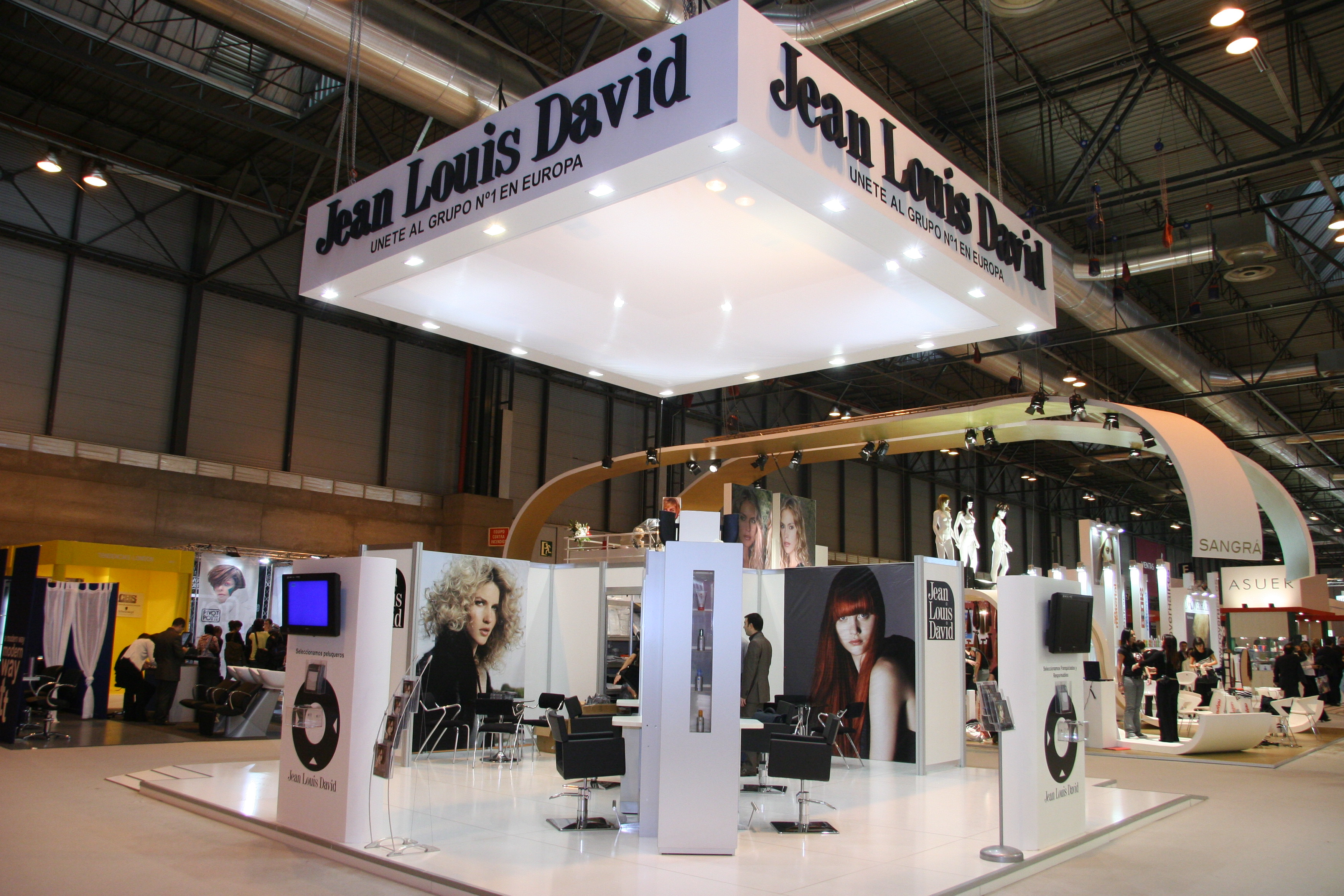 JEAN LOUIS DAVID, LOOK,MADRID 2012 (2)
